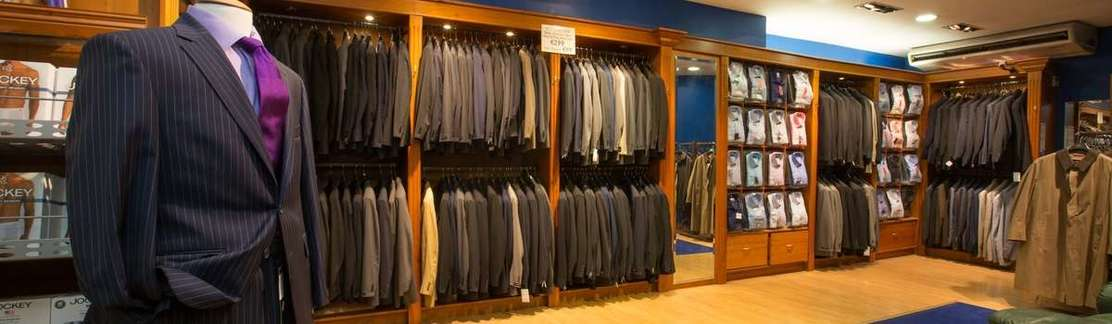 Home | Jim Markey | Mans Shop | Tailor | Dublin | Ireland